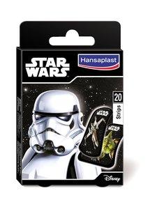 Hansaplast - Kids Disney Star Wars -lastenlaastari 20 kpl | Stockmann