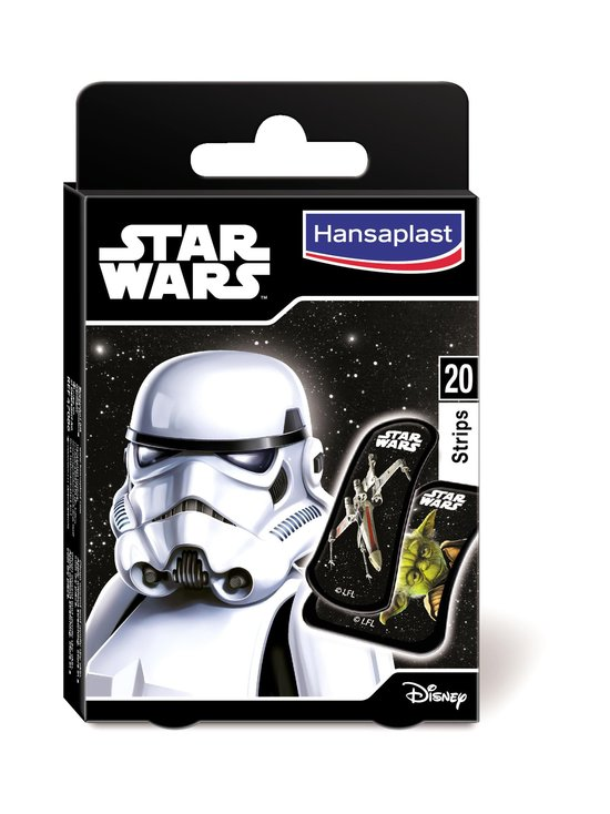 Hansaplast - Kids Disney Star Wars -lastenlaastari 20 kpl - NOCOL | Stockmann - photo 1