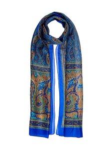 A+more - Faisley-silkkihuivi - BLUE COMBO 1A | Stockmann