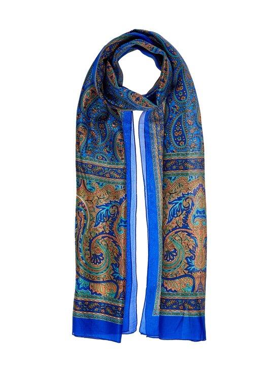 A+more - Faisley-silkkihuivi - BLUE COMBO 1A | Stockmann - photo 1