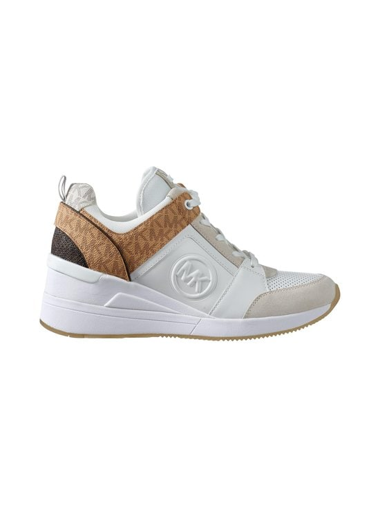 Michael Michael Kors - Georgie-sneakerit - 827 OPWHT MULTI | Stockmann - photo 1