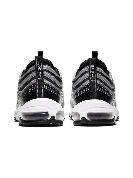 Nike - Air Max 97 -sneakerit - 016 BLACK/WHITE-BLACK-REFLECT SILVER | Stockmann - photo 5