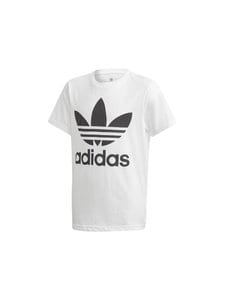adidas Originals - Trefoil-paita - WHITE/BLACK | Stockmann
