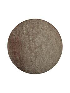 VM-Carpet - Satine-matto ø 160 cm - 280 BROWN   Stockmann
