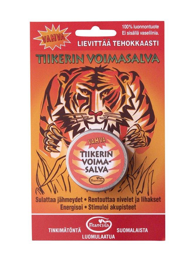 Tiikerin voimasalva 19 g