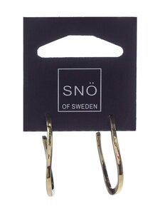 Snö Of Sweden - Francis Big Ring -korvakorut - PLAIN G | Stockmann