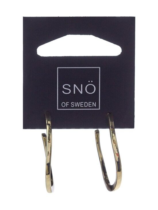 Snö Of Sweden - Francis Big Ring -korvakorut - PLAIN G | Stockmann - photo 1