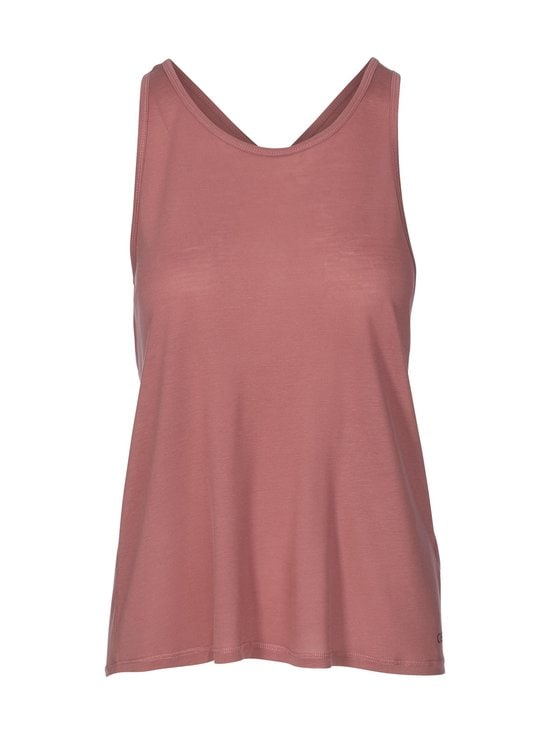 Casall - Ease Crossback Tank -toppi - 123 COMFORT PINK | Stockmann - photo 1