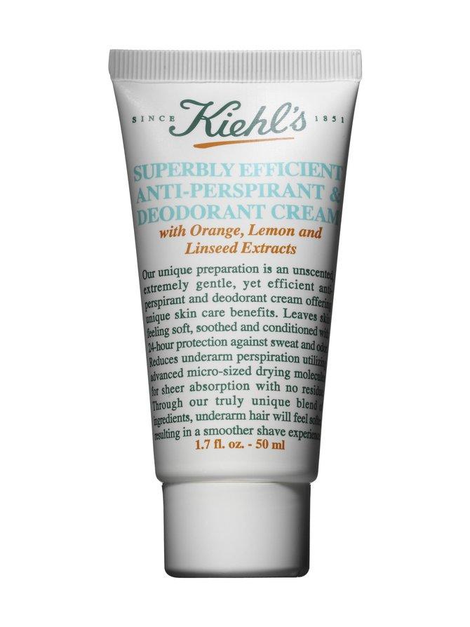 Superbly Efficient Antiperspirant and Deodorant Creme -deodorantti 50 ml