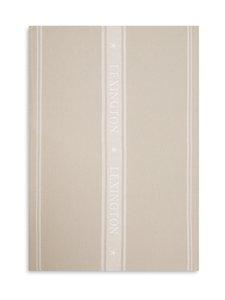 Lexington - Living Star -keittiöpyyhe 50 x 70 cm - BEIGE/WHITE | Stockmann
