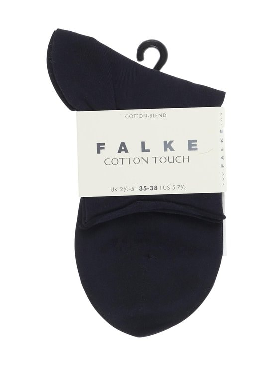 Falke - Cotton Touch -nilkkasukat - DARK NAVY (TUMMANSININEN) | Stockmann - photo 1