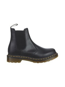 Dr. Martens - 2976 Wanama Chelsea -kengät - 2976 BLACK WANAMA | Stockmann