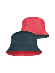 Buff - Travel Bucket -lakki - RED-BLUE | Stockmann