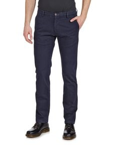 Bugatti - Chino 5 Pocket -housut - NAVY | Stockmann