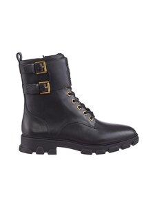 Michael Michael Kors - Ridley Ankle Boot -nahkanilkkurit - 001 BLACK | Stockmann