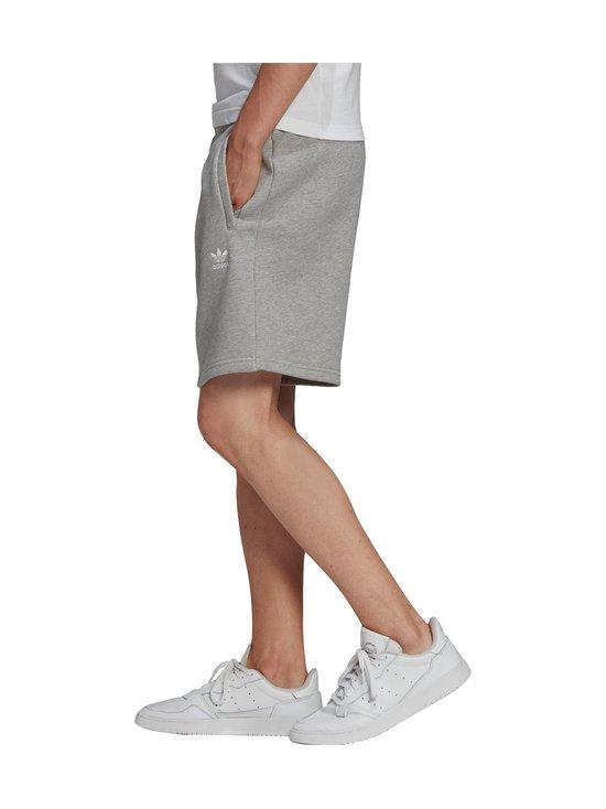 adidas Originals - Essential Short -shortsit - MEDIUM GREY HEATHER | Stockmann - photo 5