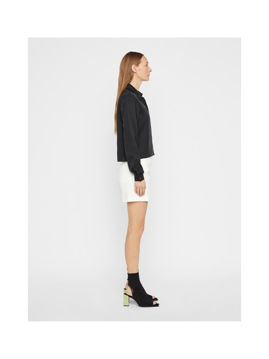 J.Lindeberg - Mallory Cropped Shirt -paitapusero - 9999 BLACK | Stockmann - photo 3