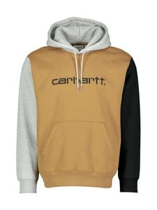 Carhartt WIP - Hooded Tricol Sweat -huppari - HAMILTON BROWN | Stockmann