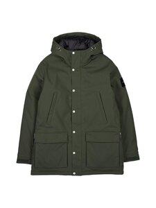 Makia - Grit Jacket -talvitakki - 789 DARK GREEN | Stockmann