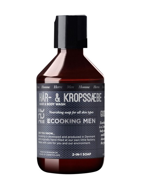 Ecooking - Men Hair Body Wash -shampoo - NOCOL   Stockmann - photo 1