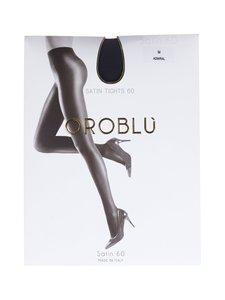 Oroblu - Satin 60 den -sukkahousut - ADMIRAL (DARK BLUE)   Stockmann
