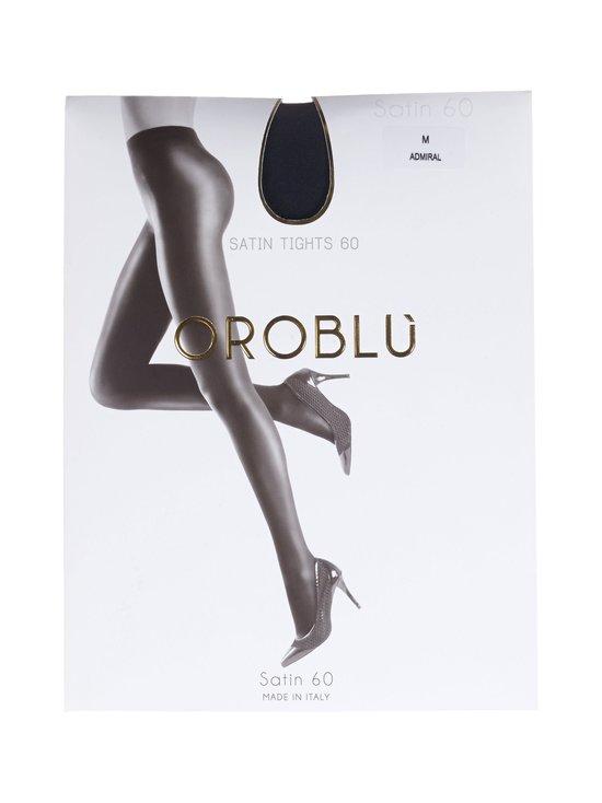 Oroblu - Satin 60 den -sukkahousut - ADMIRAL (DARK BLUE) | Stockmann - photo 1