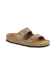 BIRKENSTOCK - Arizona Soft Footbed -sandaalit - TAUPE | Stockmann