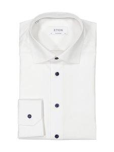 Eton - Contemporary Fit -kauluspaita - 00 WHITE   Stockmann