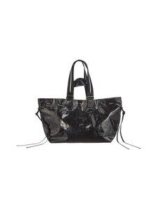 Isabel Marant - Wardy New Large Shopper -nahkalaukku - 01BK BLACK | Stockmann