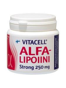Hankintatukku - Vitacell Alfalipoiini Str 250 mg 72 g - null | Stockmann