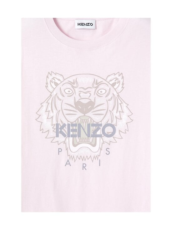 Kenzo - CLASSIC T SHIRT TIGER -paita - 34 FADED PINK | Stockmann - photo 3