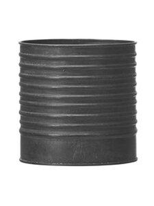 Wikholm Form - Amira S -ruukku 13 x 13 cm - BLACK ZINC   Stockmann