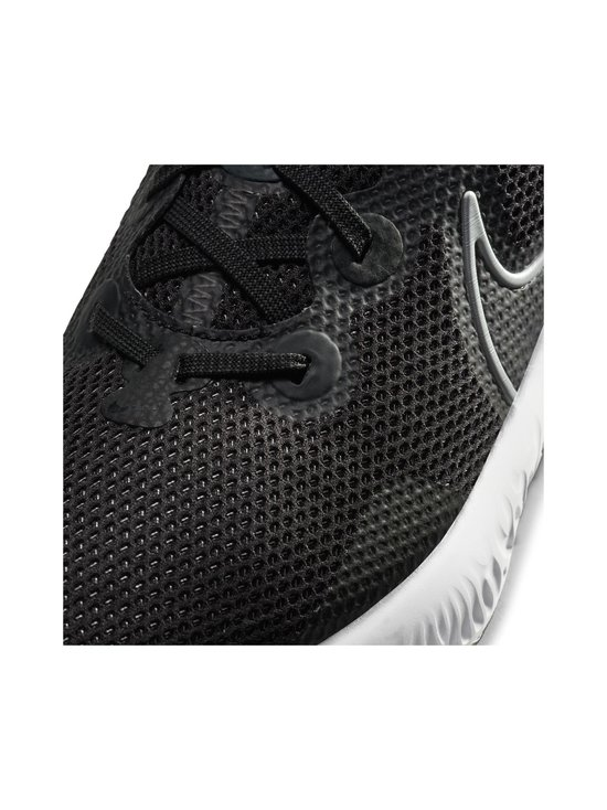 Nike - Renew Run -juoksukengät - 002 BLACK/METALLIC SILVER-WHITE   Stockmann - photo 6