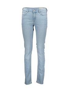 Esprit - Denim Slim Medium Rise -farkut - 904 BLUE BLEACHED | Stockmann