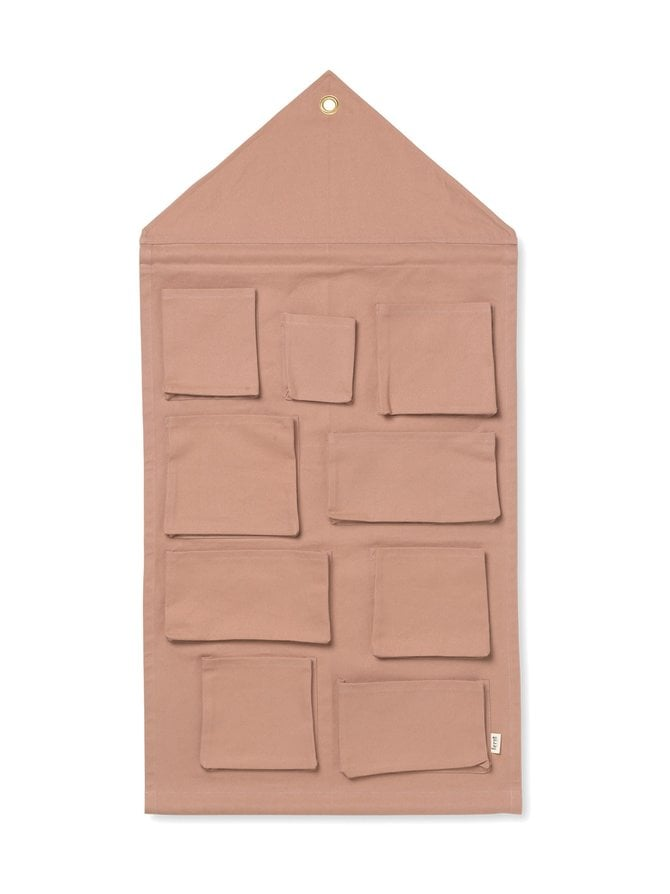 House Wall Storage -seinälokerikko