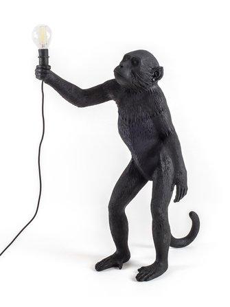 Monkey Lamp Standing table lamp - Seletti
