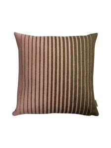Røros Tweed - Åsmund Gradient -sisustustyyny 50 x 50 cm - PINK GREEN | Stockmann