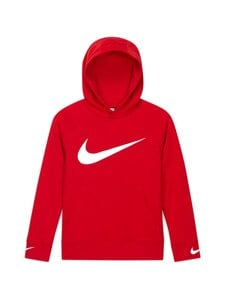 Nike - Swoosh-huppari - UNIVERSITY RED/UNIVERSITY RED/WHITE | Stockmann
