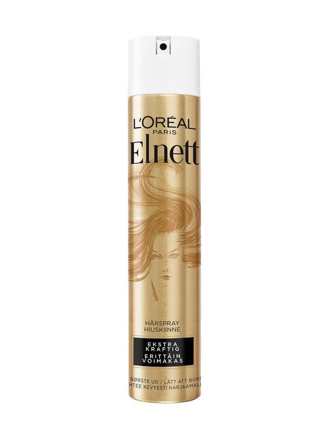 Elnett Volume Extra Strong Hold -hiuskiinne 250 ml