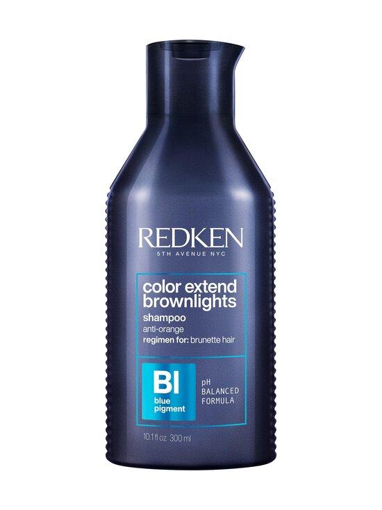 Redken - Color Extend Brownlights Shampoo 300 ml - NOCOL | Stockmann - photo 1