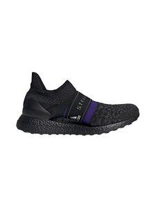 adidas by Stella McCartney - UltraBOOST X 3D Knit -juoksukengät - CORE BLACK/COLLEGIATE PURPLE/PEACH NOUGAT-SMC | Stockmann