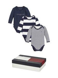 Tommy Hilfiger - Baby Body -lahjapakkaus 3-Pack - C87 TWILIGHT NAVY | Stockmann