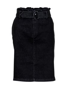 Neo Noir - Logan Skirt -hame - 100 BLACK | Stockmann