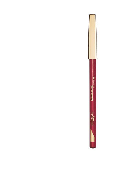 L'Oréal Paris - Color Riche Lipliner -huultenrajauskynä 1,2 g - 124 L'ICONIQUE   Stockmann - photo 2