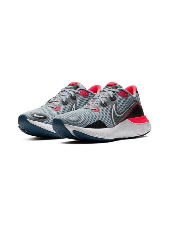 Nike - Renew Run -juoksukengät - 401 OBSIDIAN MIST/WHITE-BLACK-LASER CRIMSON | Stockmann - photo 5
