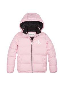 Calvin Klein Kids - Essential Puffer Jacket -takki - TPH ROSE MARBLE | Stockmann