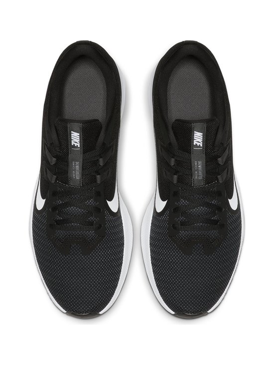 Nike - Downshifter 9 -sneakerit - 002 BLACK/WHITE-ANTHRACITE-COOL GREY | Stockmann - photo 4