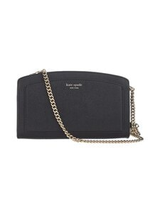 kate spade new york - Margaux East West Crossbody -nahkalaukku - 001 BLACK | Stockmann