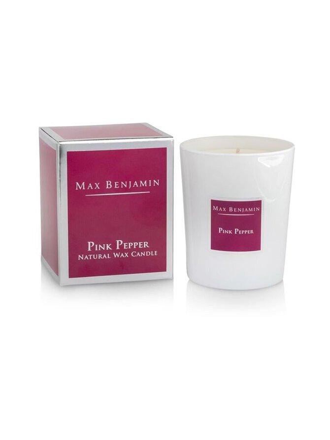 Pink Pepper -tuoksukynttilä 190 g
