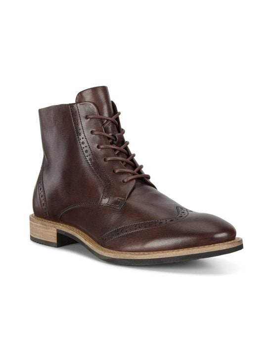 ecco - Sartorelle 25 Tailored -nahkanilkkurit - 01474 CHOCOLAT | Stockmann - photo 2